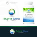 Rhythmic Balance Naturals Logo - Entry #104