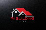 RI Building Corp Logo - Entry #149