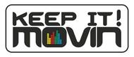 Keep It Movin Logo - Entry #189