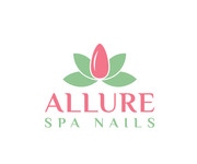 Allure Spa Nails Logo - Entry #52