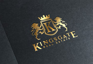 Kingsgate Real Estate Logo - Entry #86
