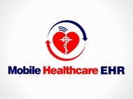 Mobile Healthcare EHR Logo - Entry #32