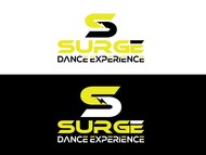 SURGE dance experience Logo - Entry #166