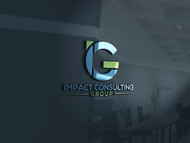 Impact Consulting Group Logo - Entry #327