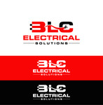 BLC Electrical Solutions Logo - Entry #404