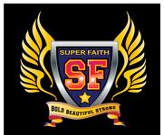 Superman Like Shield Logo - Entry #45