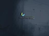 Healthy Livin Logo - Entry #100