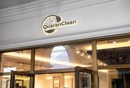 QuaranClean Logo - Entry #14