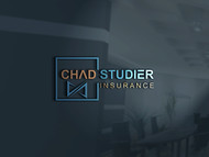 Chad Studier Insurance Logo - Entry #164