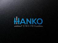 Hanko Fencing Logo - Entry #79