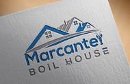 Marcantel Boil House Logo - Entry #90