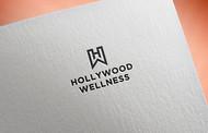 Hollywood Wellness Logo - Entry #84