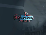 Next Generation Wireless Logo - Entry #83