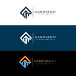 ALLRED WEALTH MANAGEMENT Logo - Entry #313