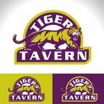 Tiger Tavern Logo - Entry #29