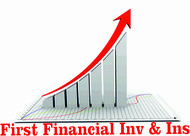First Financial Inv & Ins Logo - Entry #80