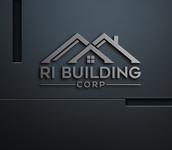 RI Building Corp Logo - Entry #2