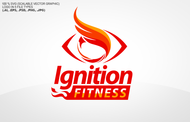 Ignition Fitness Logo - Entry #36