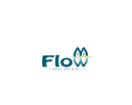 Flow Real Estate Logo - Entry #90