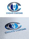 Choate Customs Logo - Entry #310