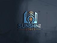 Sunshine Homes Logo - Entry #472