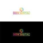 How Digital Logo - Entry #151