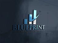 Blueprint Wealth Advisors Logo - Entry #97