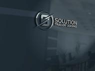 Solution Trailer Leasing Logo - Entry #163