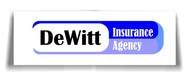 """DeWitt Insurance Agency"" or just ""DeWitt"" Logo - Entry #250"