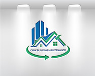 CMW Building Maintenance Logo - Entry #390