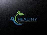 Healthy Livin Logo - Entry #554
