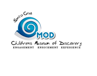 santa cruz children's museum of discovery  MOD Logo - Entry #6