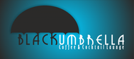 Black umbrella coffee & cocktail lounge Logo - Entry #127