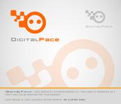 Digital Face Logo - Entry #39