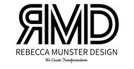 Rebecca Munster Designs (RMD) Logo - Entry #247