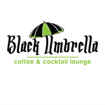Black umbrella coffee & cocktail lounge Logo - Entry #54