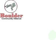 Boulder Community Alliance Logo - Entry #202