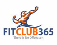 Fit Club 365 Logo - Entry #48