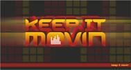 Keep It Movin Logo - Entry #473