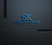 Sanford Krilov Financial       (Sanford is my 1st name & Krilov is my last name) Logo - Entry #321