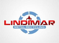 Lindimar Metal Recycling Logo - Entry #300