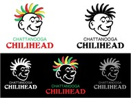 Chattanooga Chilihead Logo - Entry #72