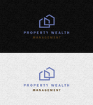 Property Wealth Management Logo - Entry #218
