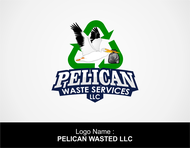 Pelican Waste Services LLC Logo - Entry #17