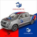 BWT Concrete Logo - Entry #265