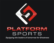 "Platform Sports "" Equipping the leaders of tomorrow for Greatness."" Logo - Entry #55"
