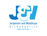 Jergensen and Waddoups Orthodontics Logo - Entry #13