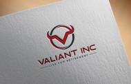 Valiant Inc. Logo - Entry #145