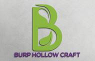 Burp Hollow Craft  Logo - Entry #91