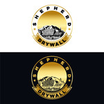 Shepherd Drywall Logo - Entry #71